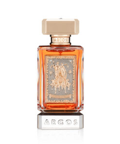 Argos Triumph of Bacchus Perfume 100ml Crystal Added Front Facing Bottle